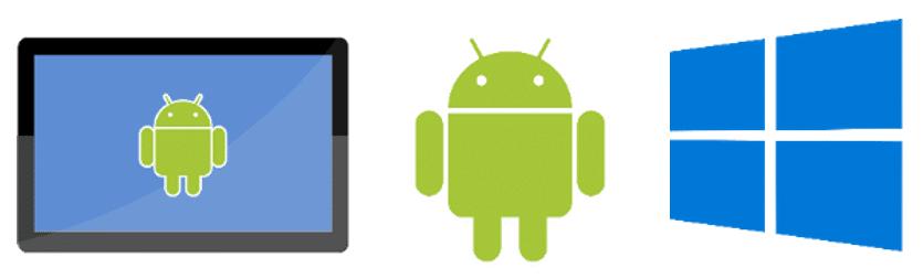 SoC Android et Windows
