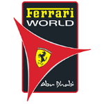 Logo Ferrari World